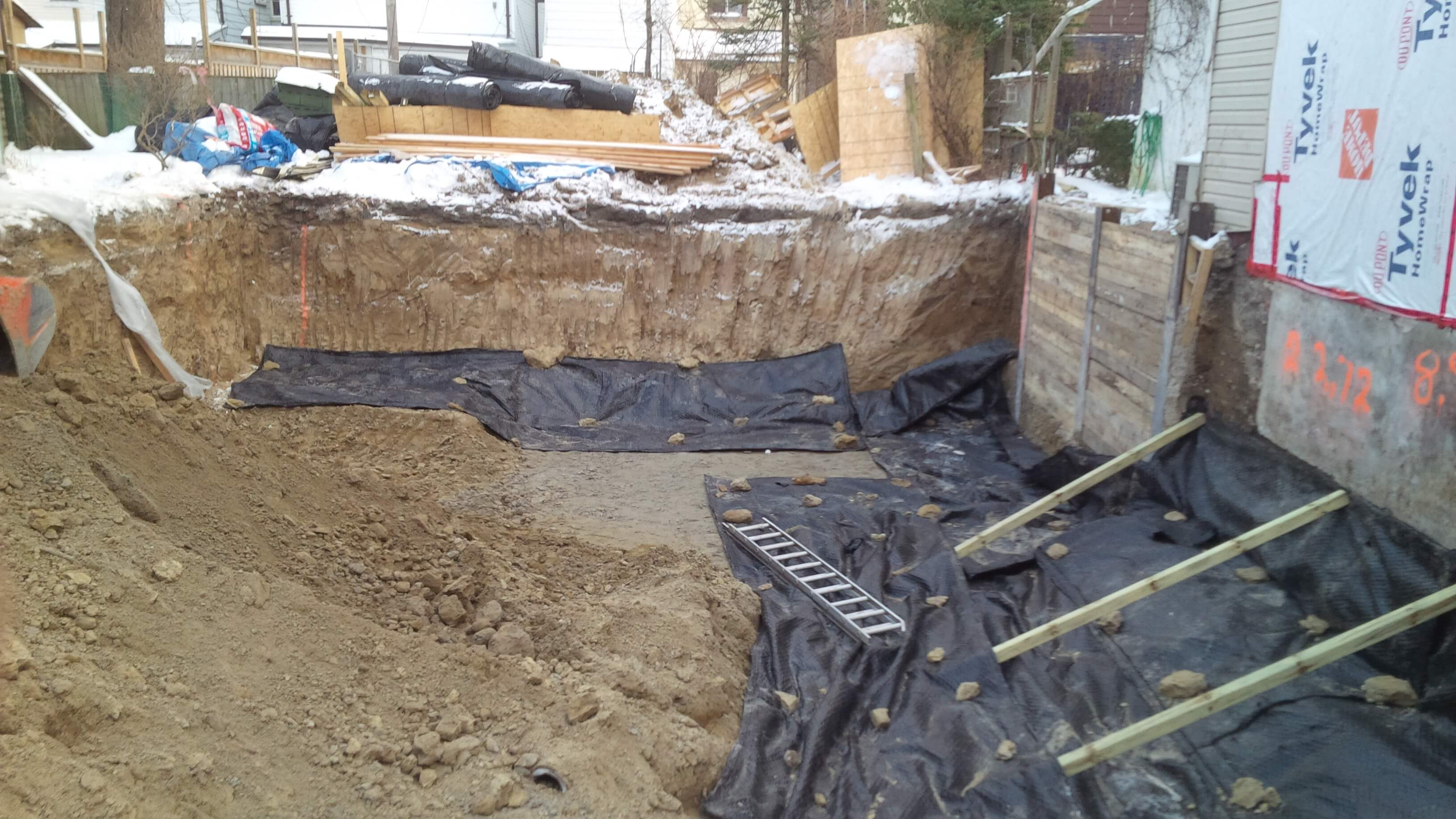 Shoring In Construction : Shoring a quick rundown lifestyle custom homes
