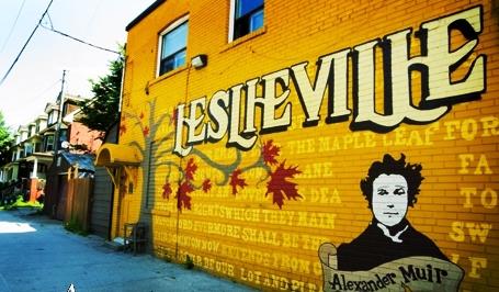 Leslieville-living