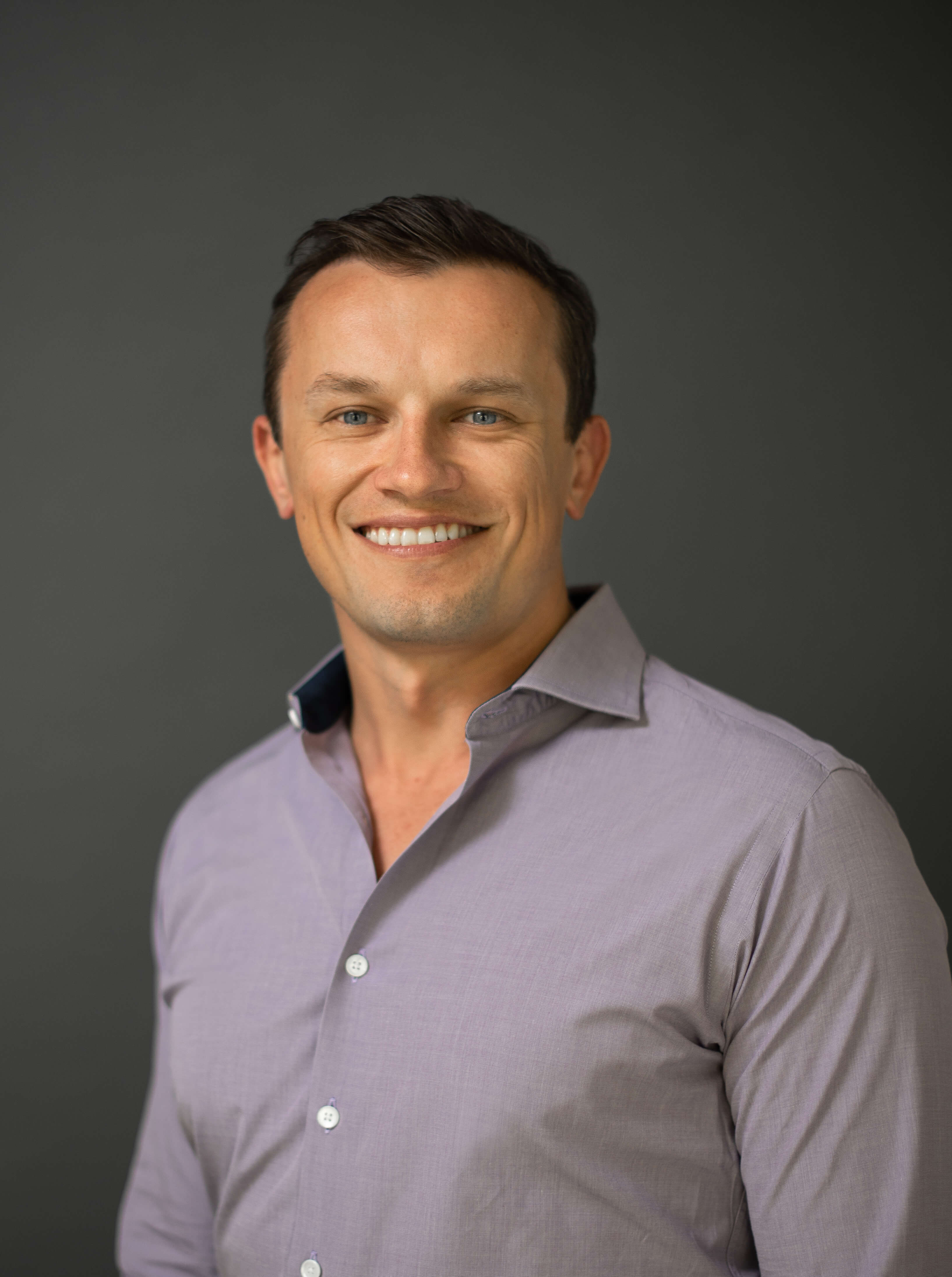Luke Wywrot (P. ENG, PMP) - CEO & COO